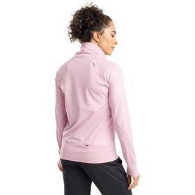 saucony Sunday Suéter Cuello Embudo Mujer, rosa